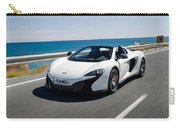 Mclaren 650s Spider Carry-all Pouch