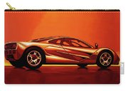 Mclaren F1 1994 Painting Carry-all Pouch