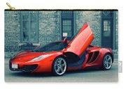 Mclaren Mp4-12c Carry-all Pouch