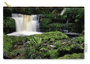 Mclean Falls In Southland New Zealand Carry-all Pouch