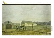 Mcpherson Barn And Cannon Gettysburg  Carry-all Pouch