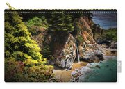 Mcway Falls Painting Carry-all Pouch