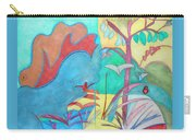 Me-bird In Paradise Carry-all Pouch