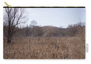 Meadow At Arnold Arboretum Carry-all Pouch