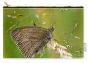 Meadow Brown Carry-all Pouch