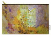 Meadow Flowers Abstract Carry-all Pouch