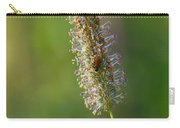 Meadow Foxtail Carry-all Pouch