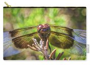 Meadow Hawk Dragonfly 2 Carry-all Pouch