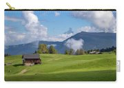 Meadow In Alpe Di Siusi Carry-all Pouch