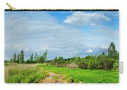 Meadow Road Carry-all Pouch