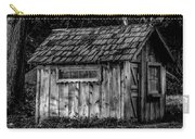 Meadow Shelter - Bw Carry-all Pouch