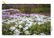 Meadow With Flowers At Botanic Garden In The Blue Mountains Carry-all Pouch