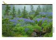 Meadows In The Mist Carry-all Pouch