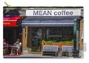 Mean Coffee Carry-all Pouch