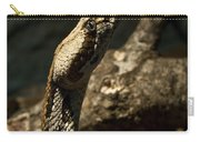 Mean Poisonous Snake Carry-all Pouch