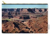Meander Overlook - Dead Horse Point - Panorama Carry-all Pouch