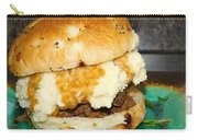 Meatloaf And Mashed Potato Sandwich Carry-all Pouch