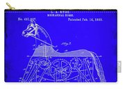 Mechanical Horse Patent Art 1b           Carry-all Pouch