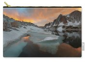 Medicine Bow Peak Carry-all Pouch by Dustin LeFevre