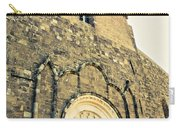 Medieval Abbey - Fossacesia - Italy 5 Carry-all Pouch