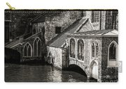 Medieval Architecture Of Bruges Carry-all Pouch