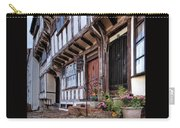 Medieval British Architecture - Dick Turpin's Cottage Thaxted Carry-all Pouch
