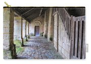 Medieval Church Entrance Carry-all Pouch