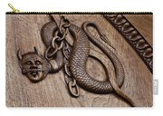 Medieval Demon - 11th Century, Turin, Italy Carry-all Pouch