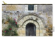 Medieval Window And Door Carry-all Pouch