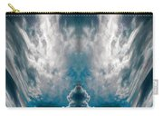 Meditating Cloud - 1 Carry-all Pouch