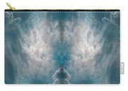 Meditating Cloud - 4 Carry-all Pouch