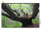 Meditation On Centenary Tree  Carry-all Pouch