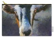 Mediterranean Goat Carry-all Pouch