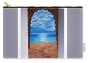 Mediterranean Road.  Carry-all Pouch
