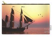 Medusa Sailing Ship Carry-all Pouch