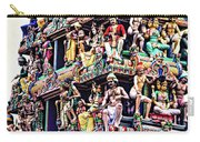Meenakshi Amman Temple Carry-all Pouch