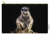 Meerkat Lookout Carry-all Pouch