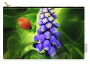 Meet Me At The Hyacinth Carry-all Pouch