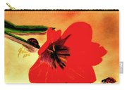 Meet Me In The Tulips Carry-all Pouch