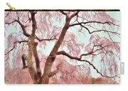 Meet Me Under The Pink Blooms Beside The Pond - Holmdel Park Carry-all Pouch