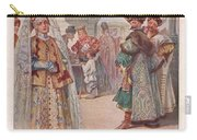 Meeting 1 Sergey Sergeyevich Solomko Carry-all Pouch