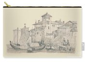 Meeting At The Docks Classics 2 Carry-all Pouch