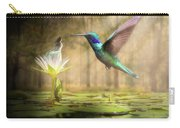 Meeting Mother Nature Carry-all Pouch