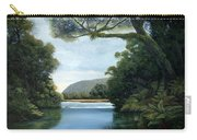 Meeting Of The Waters Carry-all Pouch