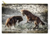 Meeting On The River  Carry-all Pouch