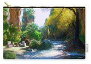 Meeting Place Carry-all Pouch by Snake Jagger