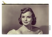 Meg Randall, Vintage Actress Carry-all Pouch