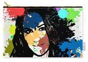Meghan Markle Pop Art Carry-all Pouch