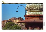 Mehrangarh Fort - Approach With Caution Carry-all Pouch
