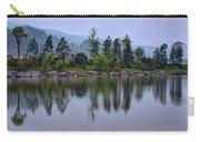 Meitan County Reflection - Guizhou, China Carry-all Pouch